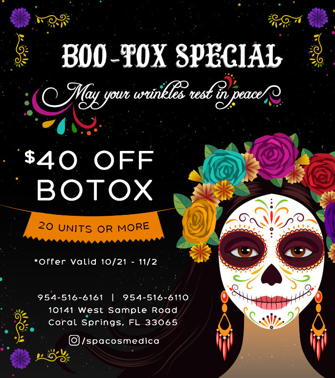 BOO-tox Special!
